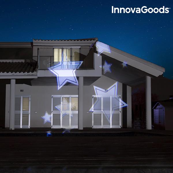 Dekoracyjny Projektor Ogrodowy LED InnovaGoods