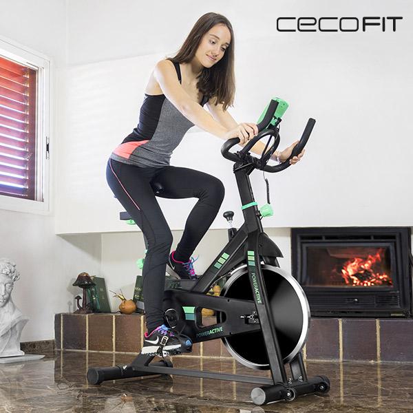 Rower Statyczny Cecofit Power Active 7018