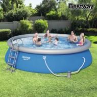 Kulatý Bazén s Filtrací Bestway 57294 Modrý