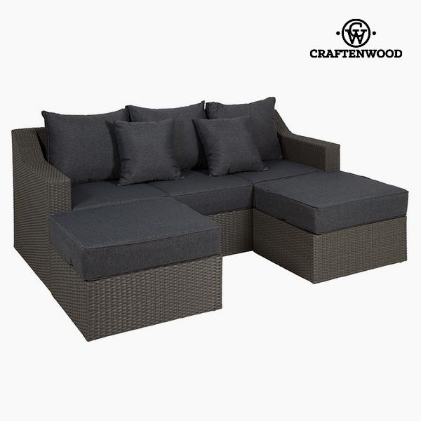 rohová sedací souprava (203 x 86 x 78 cm) by Craftenwood