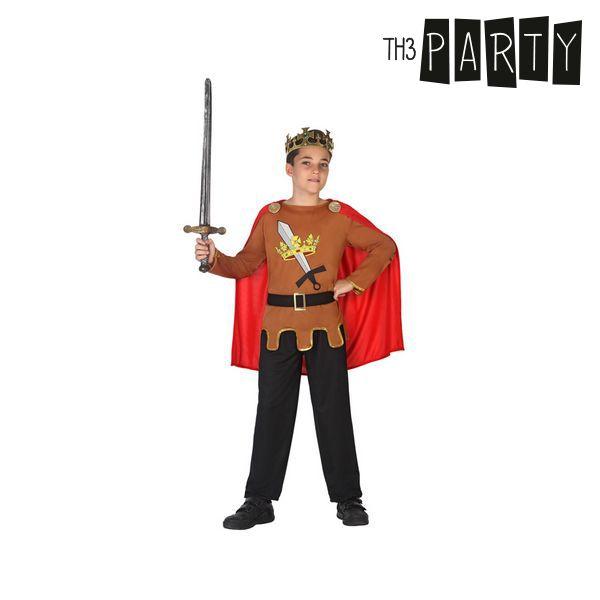 Kostium dla Dzieci Th3 Party Średniowieczny król - 7-9 lat