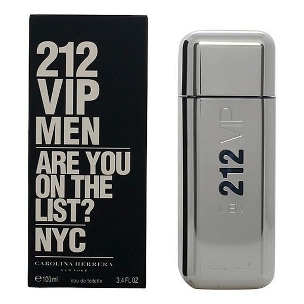 Perfumy Męskie 212 Vip Carolina Herrera EDT - 50 ml