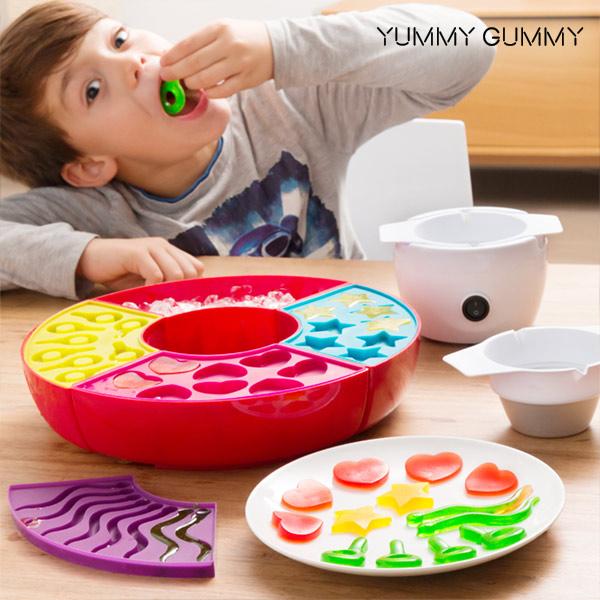 Maszynka do Żelków Yummy Gummy 40W