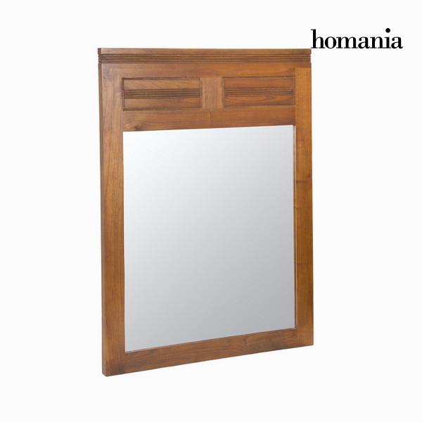 Zrcadlo Dřevo mindi (110 x 80 x 4 cm) - King Kolekce by Homania