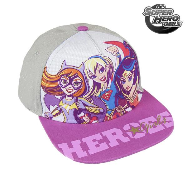 Kšiltovka Super Hero Girls (55 cm)