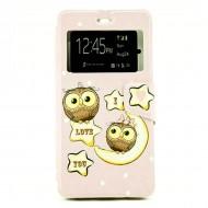 Torba Huawei P9 Plus Ref. 197151 PU Sowa Miłość