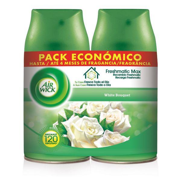 Náhradní Náplň Air Wick FreshMatic Duplo White Bouquet 2 x 250 ml