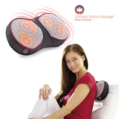 Poduszka do masaży shiatsu Relax Cushion