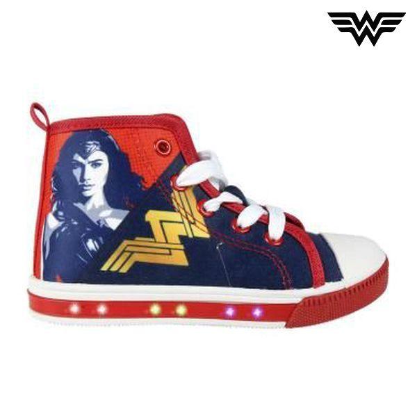 Buty sportowe Casual z LED Wonder Woman 4882 (rozmiar 27)