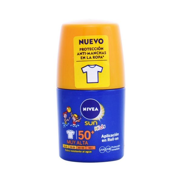 Balsam do Opalania w Roll On Sun Kids Nivea 7017