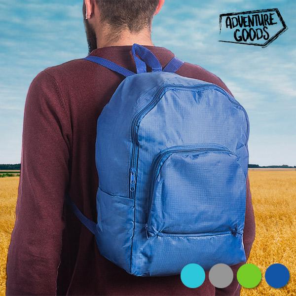 Skládací Batoh Adventure Goods - Modrý