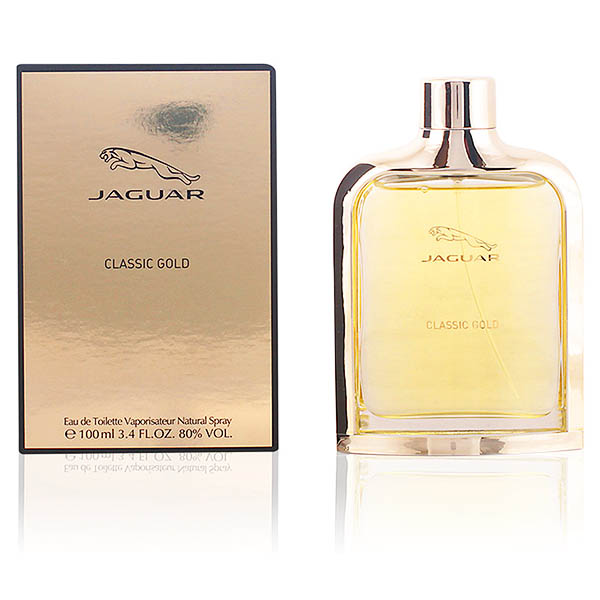 Perfumy Męskie Jaguar Gold Jaguar EDT - 100 ml