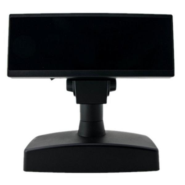 Wyświetlacz do TPV Posiberica VC02VFD8I USB RS232 Czarny