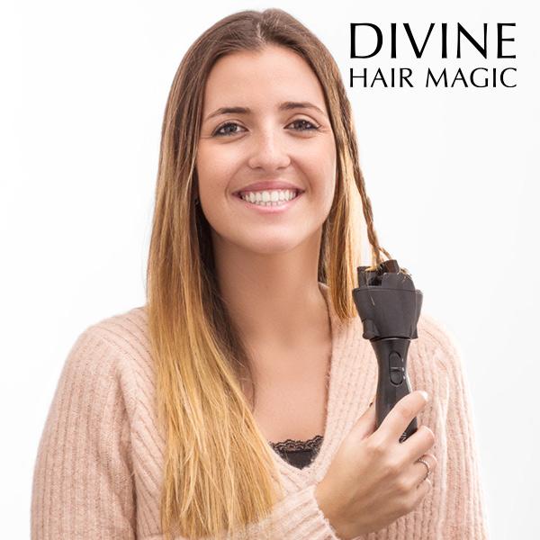 Elektrický Copánkovač Magic Braid