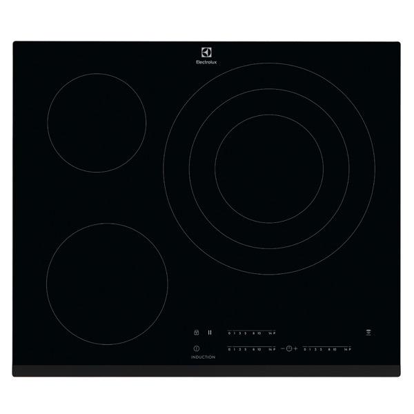 Indukční Plotýnka Electrolux LIT60346 60 cm Černý (3 místo pro vaření)