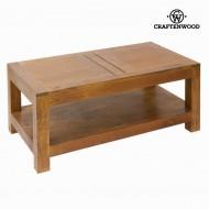 Kávový stolek ohio s poličkou - Be Yourself Kolekce by Craftenwood