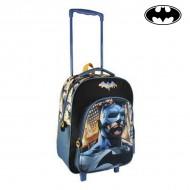 Plecak szkolny 3D z kółkami Batman 385