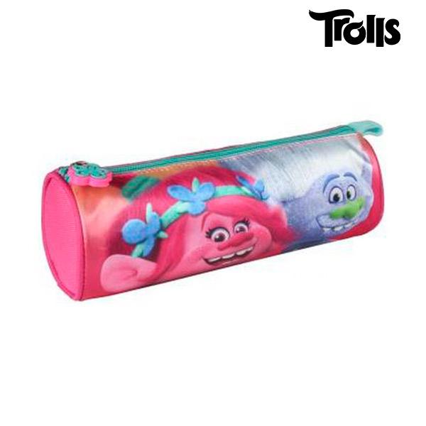 Torba szkolna cylindryczna Trolls 8652