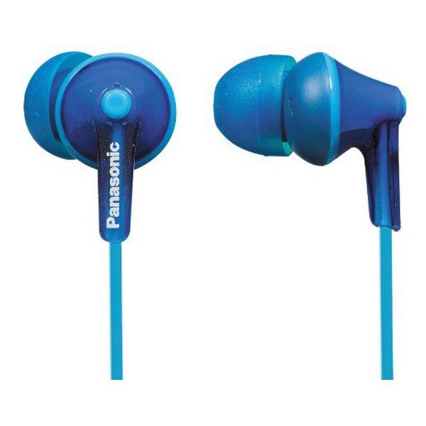 Słuchawki Panasonic RP-HJE125E in-ear Niebieski