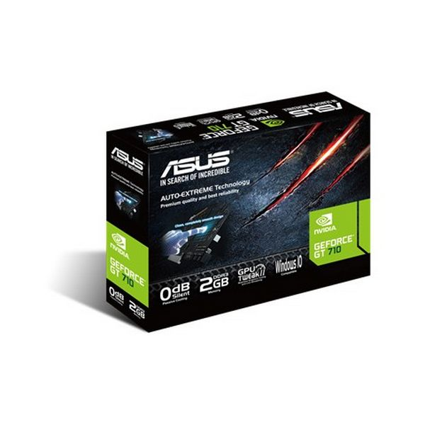 Grafická karta Asus 90YV0940-M0NA00 2 GB DDR3 1800 MHz