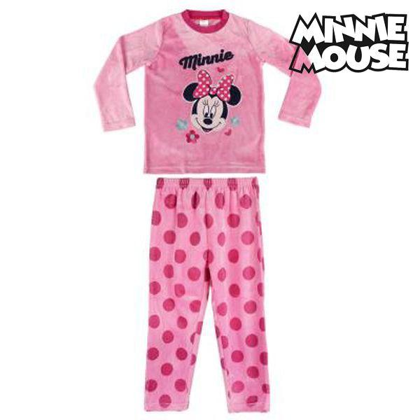 Pyžamo Dětské Minnie Mouse 4093 (velikost 4 roků)