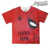 Koszulka z krótkim rękawem dla dzieci Spiderman 8019 (rozmiar 6 lat)