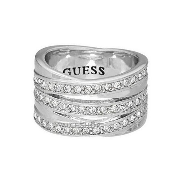 Pierścionek Damski Guess UBR51428-54 (17,19 mm)