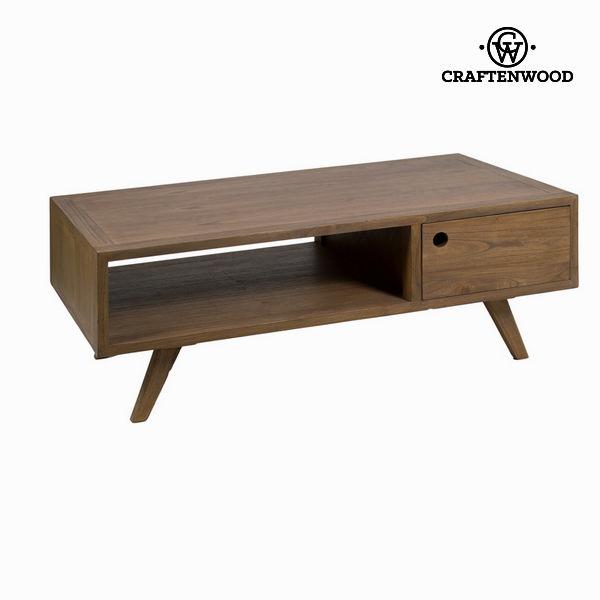 Stół centralny 2 szuflady - Ellegance Kolekcja by Craftenwood