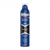 Dezodorant w Sprayu Invisible Williams (200 ml)