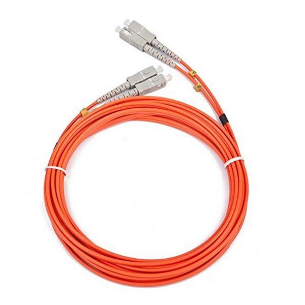 Kabel światłowodowy Duplex Multimodo iggual ANEAHE0230 IGG311509 SC / SC 5 m
