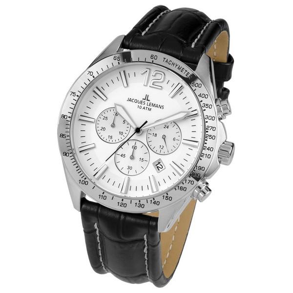 Pánské hodinky Jacques Lemans 1-1751B (44 mm)