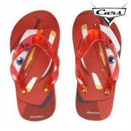 Flip-flops with LEDs Cars 8971 (rozmiar 25)