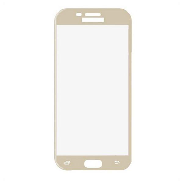 Ochraniacz na Ekran z Hartowanego Szkła 3D Ref. 136228 Samsung A3 2017