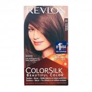 Farba bez Amoniaku Colorsilk Revlon Kasztan