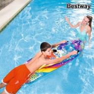 Nafukovací matrace Surf Bestway 42005 (142 x 58 cm)