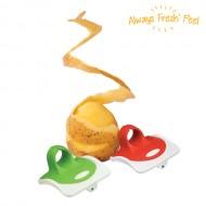 Obieraczka do Warzyw w Kształcie Pierścienia Always Fresh Peel (2 sztuki)