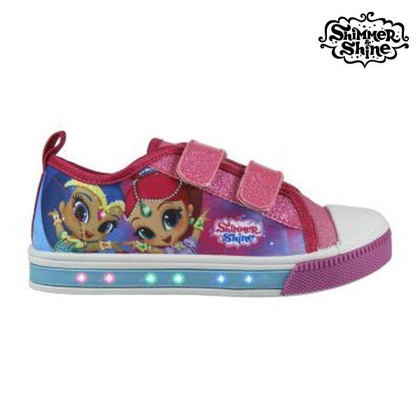 Vycházkové boty s LED Shimmer and Shine 976 (velikost 25)