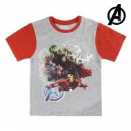 Koszulka z krótkim rękawem dla dzieci The Avengers 7791 (rozmiar 4 lat)