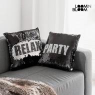 Poduszka z Cekinami Magiczna Syrenka Party & Relax Loom In Bloom