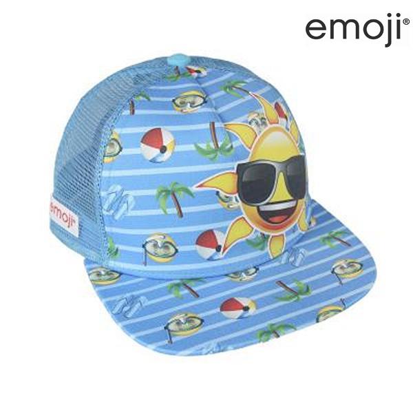 Klobouček pro děti Emoji 080 (56 cm)