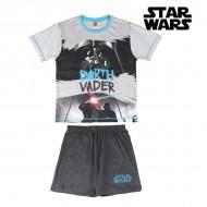 Letné Chlapčenské Pyžamo Hviezdne Vojny - 8 rokov