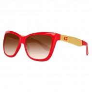 Okulary przeciwsłoneczne Damskie Guess GU7371-57P07