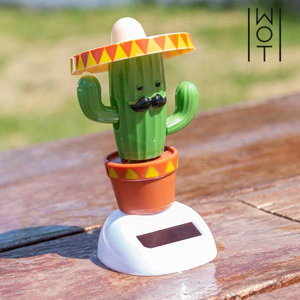 Tancující Solární Kaktus Wagon Trend