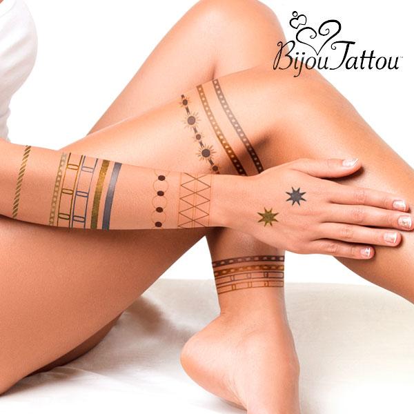 Tatuaże Samoprzylepne Bijou Tattou