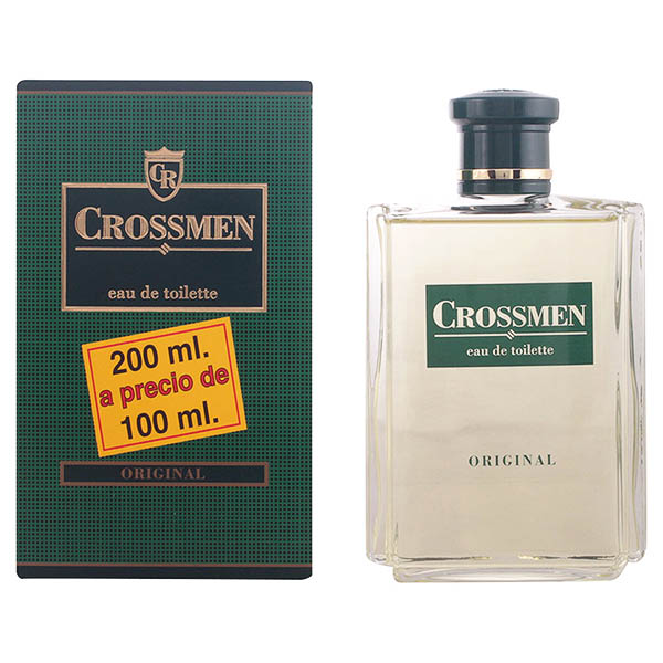 Men's Perfume Cross Crossmen EDT - 200 ml
