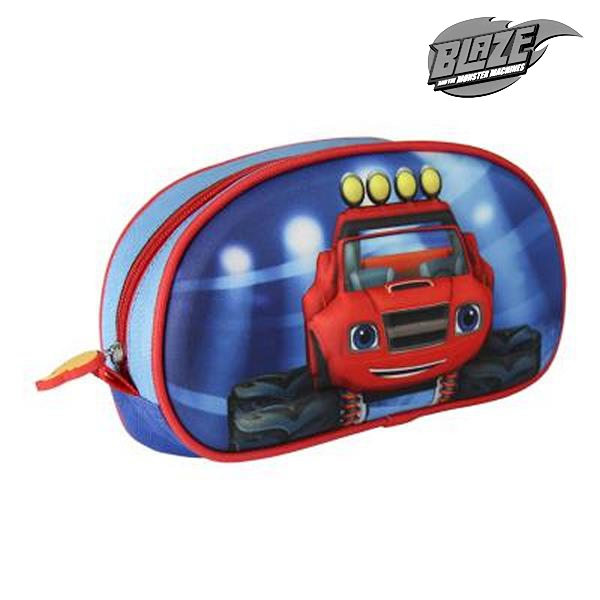 Torba szkolna 3D Blaze and the Monster Machines 156