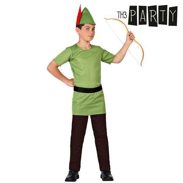 Kostium dla Dzieci Th3 Party Łucznik - 5-6 lat