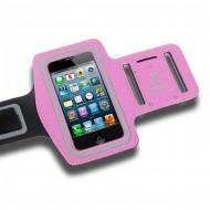 Sportovní neoprenové pouzdro na telefon X-ONE 106191 Velikost L Růžový