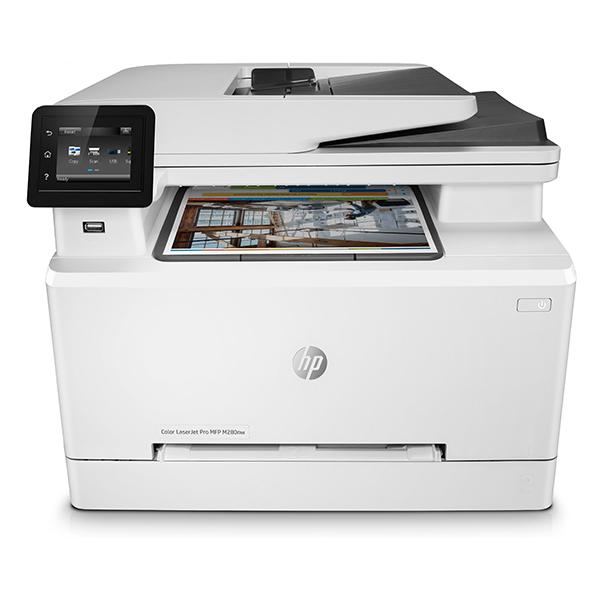 Multifunkční tiskárna HP Impresora multifunción LaserJe T6B80A WIFI Laser