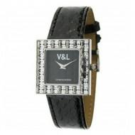 Dámske hodinky V&L VL062601 (30 mm)